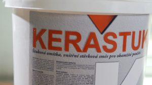 Vnější omítky Kerstuk